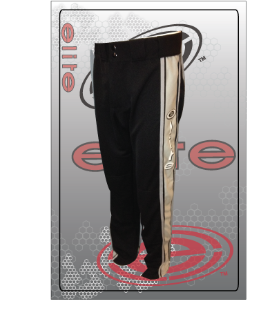 ES 5009 Black Out Grey Softball Pants
